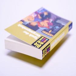 mon livre avec dos carré collé